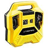 TROTEC Compressore PCPS 10-1100,1100 W, Quantità d'aria erogata 180 l/min, Pressione massima 8 bar, Compressore Aria Portatile Auto