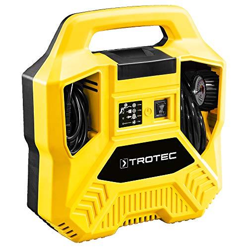 TROTEC Kompressor PCPS 10-1100 1100 W, Ansaugleistung 180 L/min, 8 bar