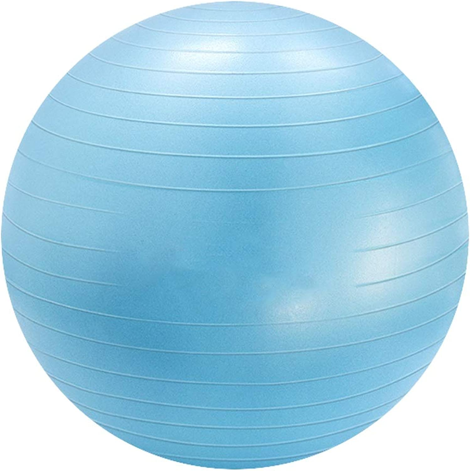 Yoga Ball AntiBurst Exercise Ball Exercise Gym Ball Pregnancy Beginner Office Home Gym Balance Workout Fitness Available in Two Sizes 65 75cm