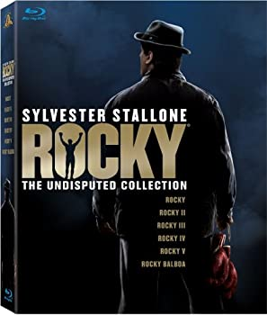 Rocky  The Undisputed Collection  Rocky / Rocky II / Rocky III / Rocky IV / Rocky V / Rocky Balboa  [Blu-ray]