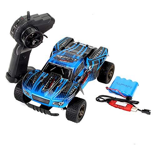 Naiyn Radio Control 2WD RC Cars 1:20 Control Remoto Coche 2.4Ghz Todo Terreno Hobby Car, Rally Buggy Juguetes Off-Road Truck Monster Truck para Regalo de Juguete para niños niñas