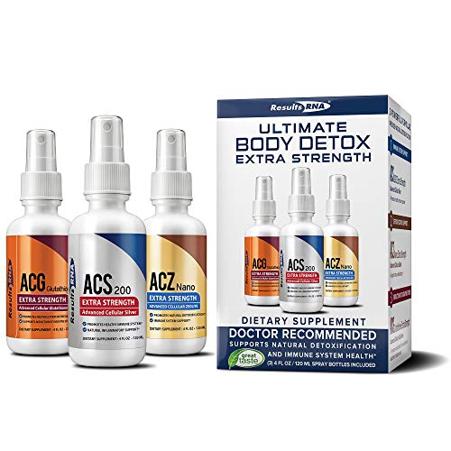 Results RNA Ultimate Body Detox Extra Strength   Unparalleled Immune...