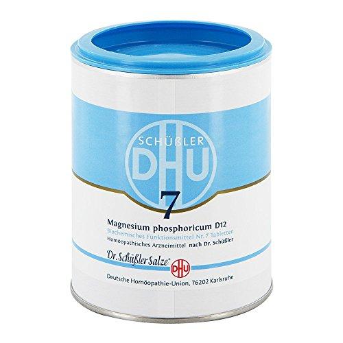 DHU Schüßler-Salz Nr. 7 Magnesium phosphoricum D12 Tabletten, 1000 St. Tabletten
