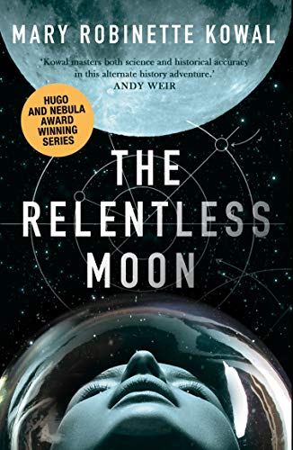 Cover of The Relentless Moon