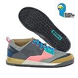 Ion Scrub Amp MTB/Dirt Fahrrad Schuhe Ocker gelb/pink 2020: Größe: 43