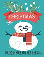 christmas coloring book for kids ages 4-8: Christmas Coloring Book for Children, Ages 4-8, Ages 2-4, Ages 8-12, Preschool (Coloring Books for Kids)