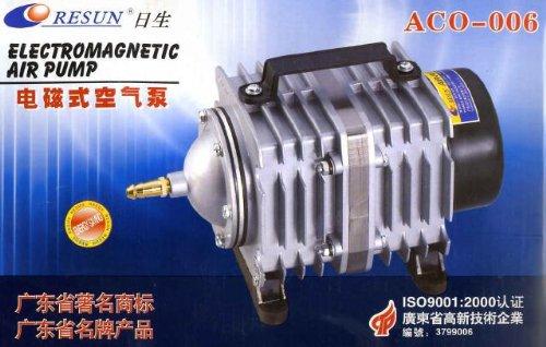 Resun Compressore d' aria ACO 006–5280L/H–80Watt