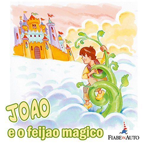 Joao e o Feijao Magico audiobook cover art