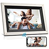 Jeemak Digital Picture Frame 12.5 inch WiFi Photo Frame with 1080P IPS Touch Screen Portra...