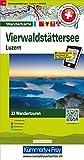 Vierwaldstättersee: Nr. 11, Tourenwanderkarte mit 33 Wandertouren, 1:50 000, mit kostenlosem Download für Smartphone Karten, Tourenführer, Fotos, ... ... Autobus (Hallwag Touren-Wanderkarten)