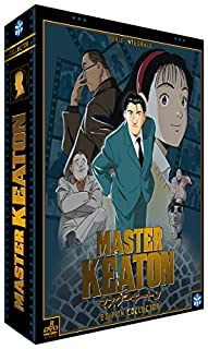 Master Keaton - Intégrale - Edition Collector (8 DVD + Livret) (B003VUZGBY) | Amazon price tracker / tracking, Amazon price history charts, Amazon price watches, Amazon price drop alerts