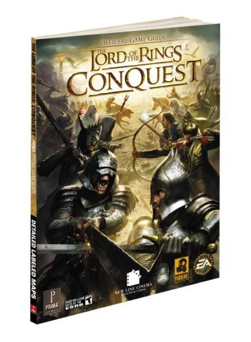 Lord of the Rings Conquest: Prima's Official Game Guide (Prima Official Game Guides) by Mike Searle (Illustrated, 15 Jan 2009) Paperback