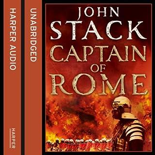 Captain of Rome cover art