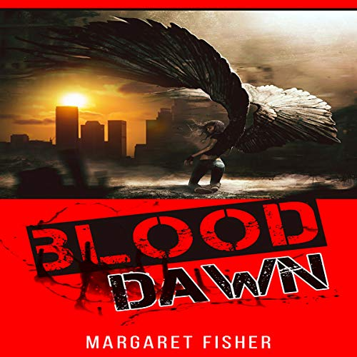 Blood Dawn audiobook cover art