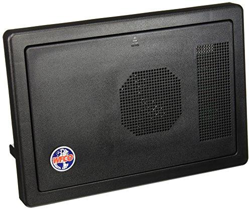 WFCO WF-8740PB WF-8700 Series Power Center Converter Charger - 40 Amp, Black