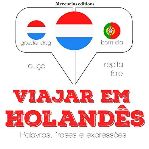 Viajar em holandês audiobook cover art