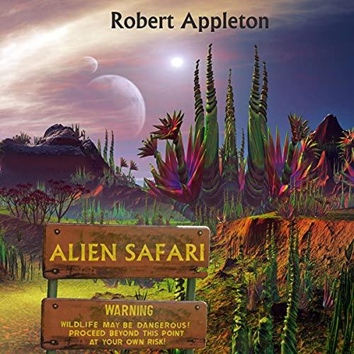 Alien Safari cover art