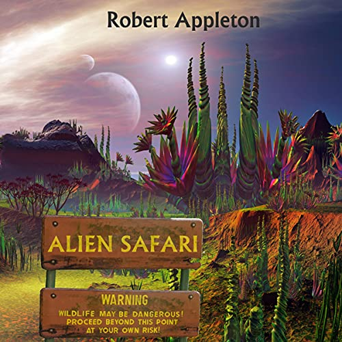 Alien Safari: Alien Safari Series, Book 1
