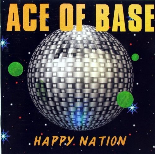 Ace Of Base - Happy Nation - Metronome - 517 749-2, Mega Records - 517 749-2 by Ace Of Base (1993-08-02)