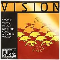 Vision ヴィジョン バイオリン弦 A線 アルミ巻 VI02 1/16