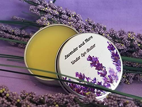 Lavender and More All Natural Under Eye Butter 0.5oz