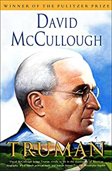 Truman by [David McCullough]
