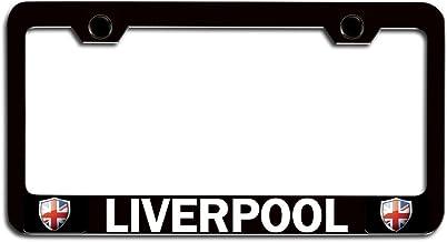 Liverpool Fc Lightweight License Plate 6X12