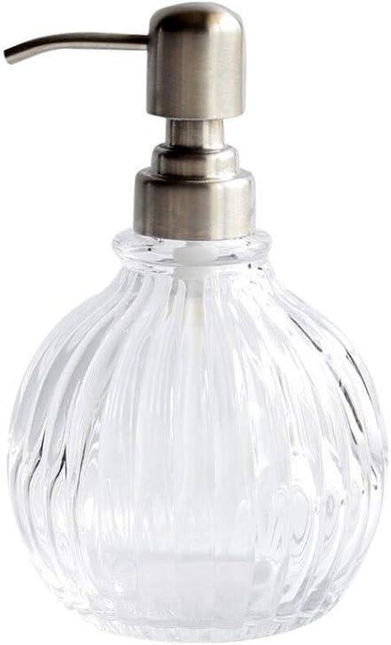 JINLIAN205-SHOP Soap Dispenser 67% OFF of fixed price Bathr Liquid Deluxe Glass