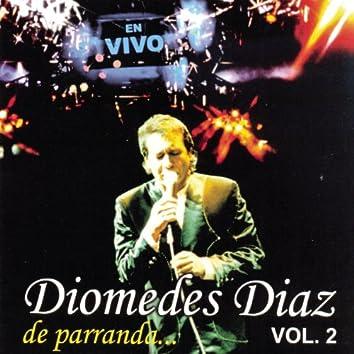 Diomedes Diaz de Parranda Vol. 2