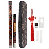 Juego de flauta tradicional, instrumento de flauta eufemístico portátil, para estudiantes