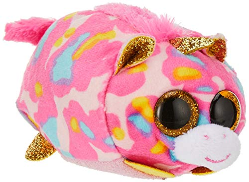 TY - Teeny Tys Star, Unicornio, 10 cm, Color Rosa (United Labels Ibérica 42210TY)