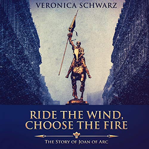 Ride the Wind, Choose the Fire cover art