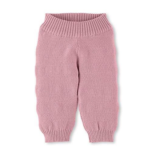 Sterntaler Strick-Hose für Mädchen, Alter: 3-4 Monate, Größe: 56, Rosa