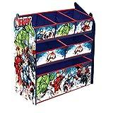 URBN Toys Organiseur en Bois 6 tiroirs Disney & ‿Marvel 62 x 30 x 60 cm - Boîtes...