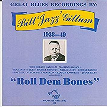 """Bill """"Jazz"""" Gillum 1938 - 1949"""