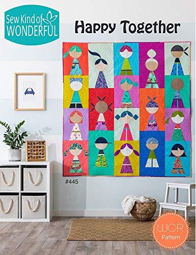 Sew Kind of Wonderful Happy Together Pattern
