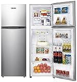 SanGiorgio SD26NFS Libera installazione 251L A+ Argento frigorifero con congelatore