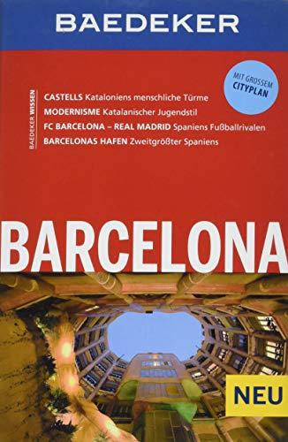 Baedeker Reiseführer Barcelona: mit GROSSEM CITYPLAN
