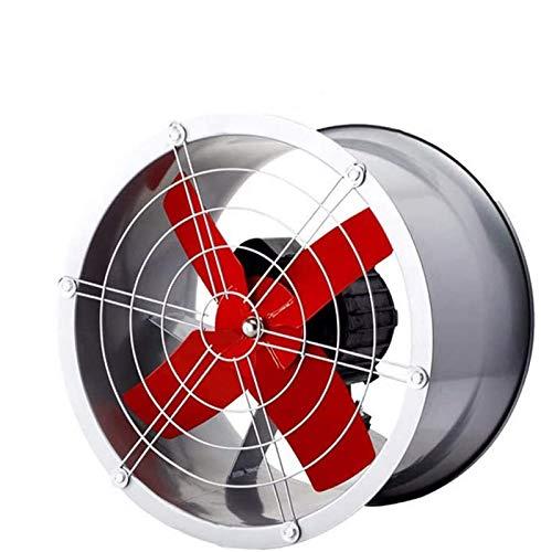 SAIYI 400 mm de Flujo Mixto línea de conductos Extractor de Humos Industria del Ventilador for baño, Oficina, Hotel, Hall, Sala hidropónica (Volumen de Aire: 6180m³ / h, 350W)
