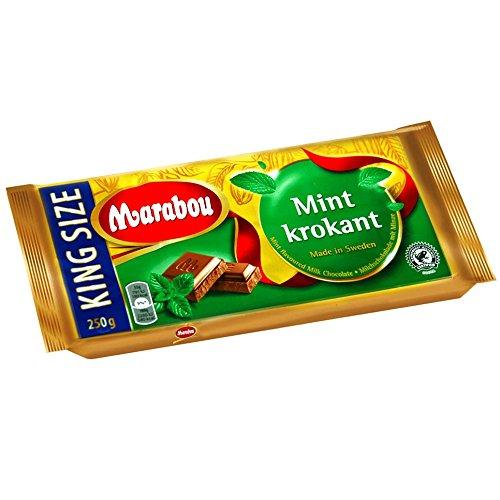 Marabou Mint-Krokant 250g