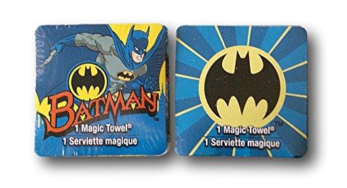 DC Comics Batman Magic toalla manopla Bundle–2Count