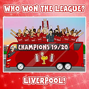 Who Won The League 2020? Liverpool!