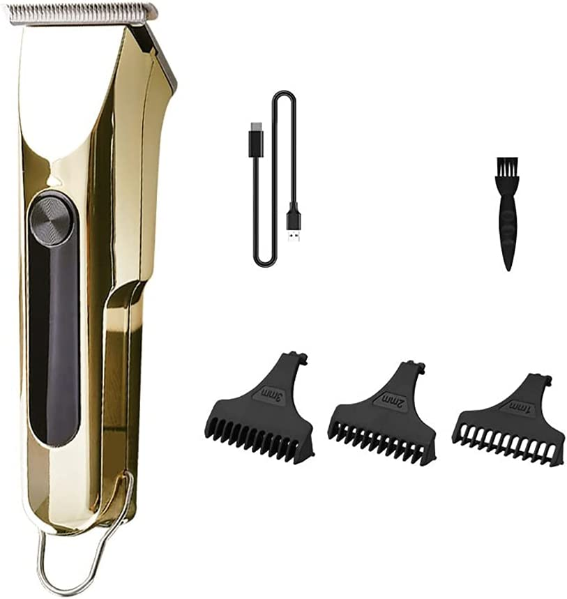 WYH Electric Direct sale of manufacturer Hair Clipper Beard Trimmer Cordless Ki Manufacturer regenerated product Haircut