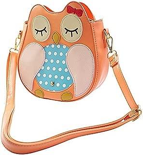 Katia Pretty Little Girl PU Leather Shoulder Bag / Crossbody Bag/ Dance Bag
