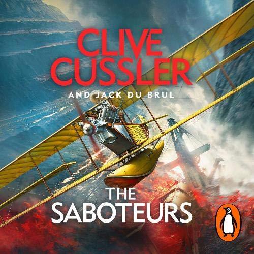 The Saboteurs cover art