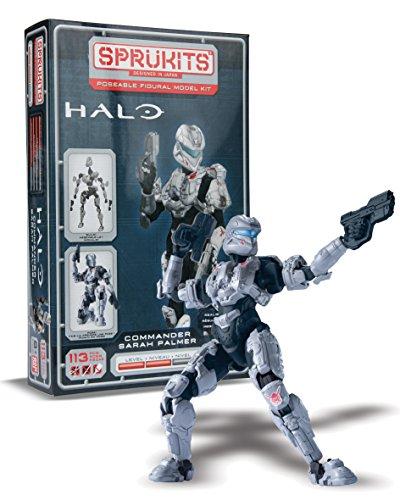 SprüKits 35695 - Level 2 Sarah Palmer - Halo 2014, Spielzeug