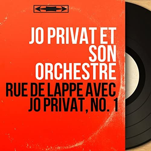 Jo Privat et son orchestre