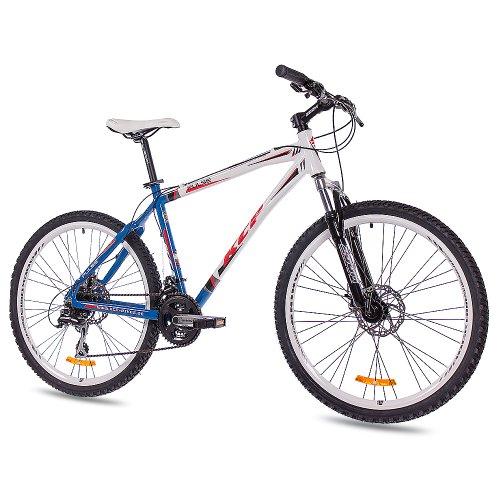 KCP - Bicicleta de montaña ( 24 velocidades, 24 velocidades, 26 ' )
