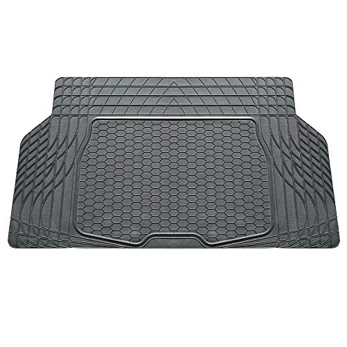 FH GROUP F16406GRAY Gray All Season Protection Cargo Mat (Premium Trim to Fit)