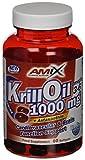 Amix 8594159535053, Krill Oil 1000 Vitaminas y Minerales, 42.4 gr